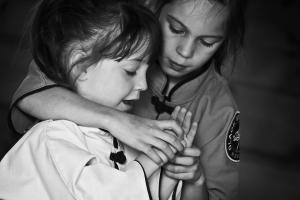 Arts martiaux pour enfants